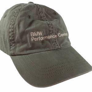 Vintage 90s BMW Performance Center Dad Hat Cap
